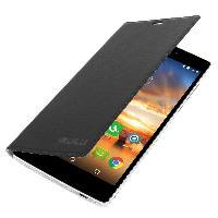 iRulu V3手机皮套--黑色