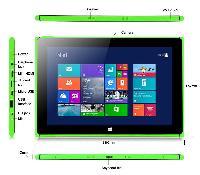 前黑后黑中框緑色10.1寸英特尔baytrail EM-I8211 四核 2G/32G BT/WIFI ,前200后500万 屏1280*800带蓝牙