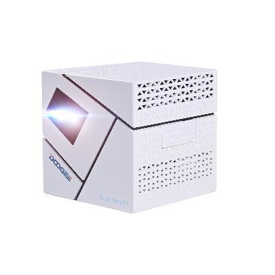 DOOGEE P1 微型投影仪 (白色)